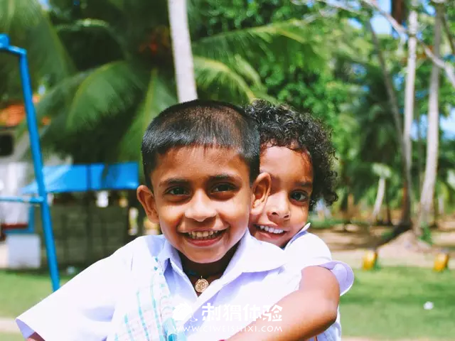 斯里兰卡义工旅行,是我20年来干得最爽的事情